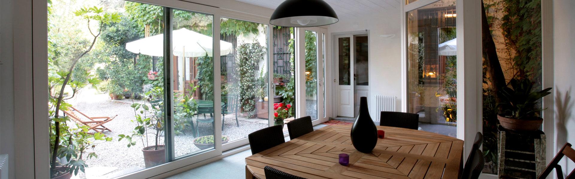 Icra italia porte e finestre sempre uguali nel tempo for Scurini per finestre