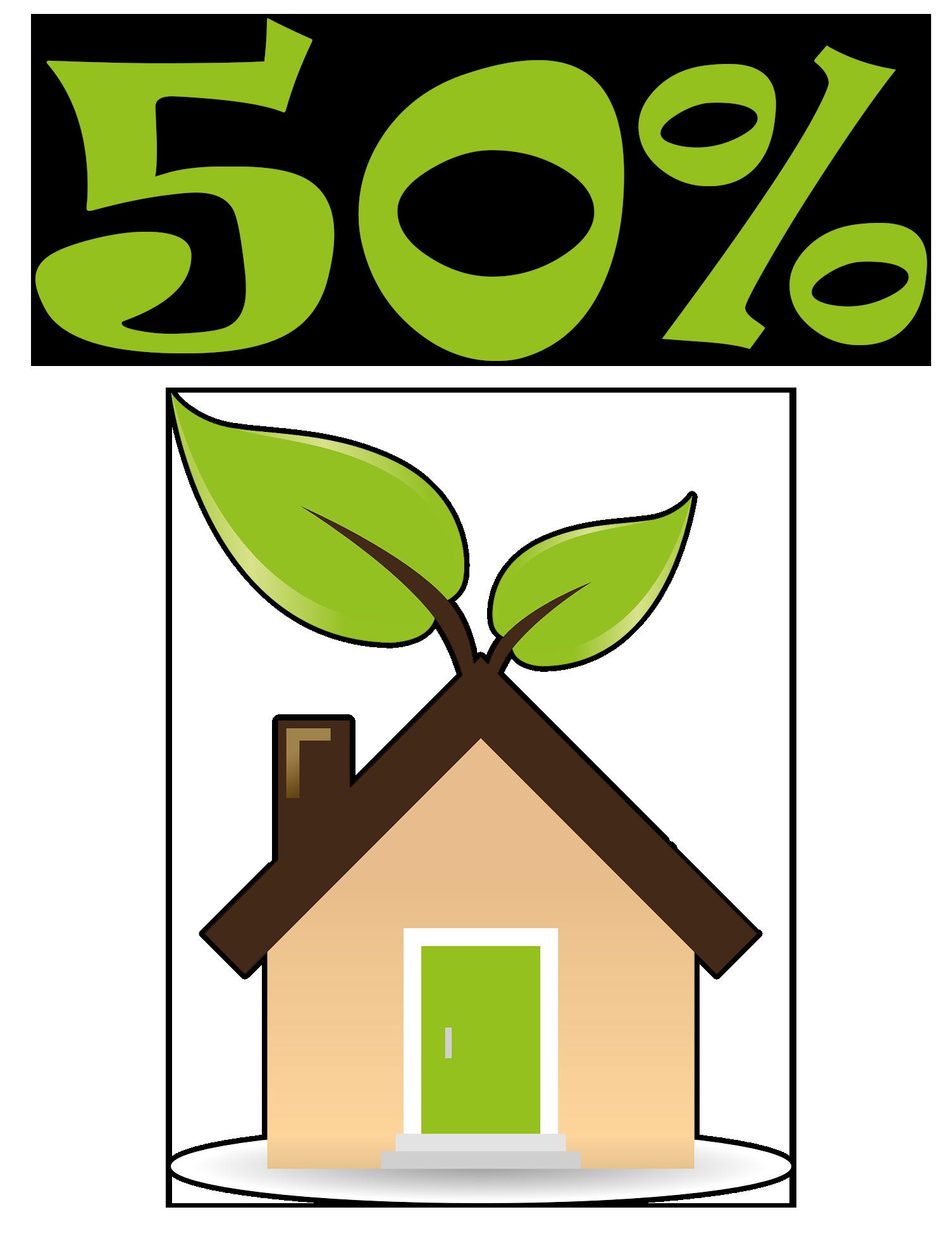 detrazioni 50%