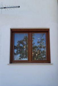 ICRA SC107 finestra con veneziana ispezionabile